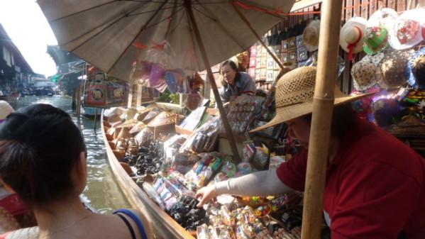 P1050543 Floatting Market Dumnoen Saduak