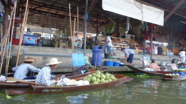 P1050544 Floatting Market Dumnoen Saduak