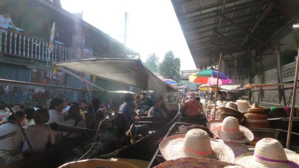 P1050545 Floatting Market Dumnoen Saduak