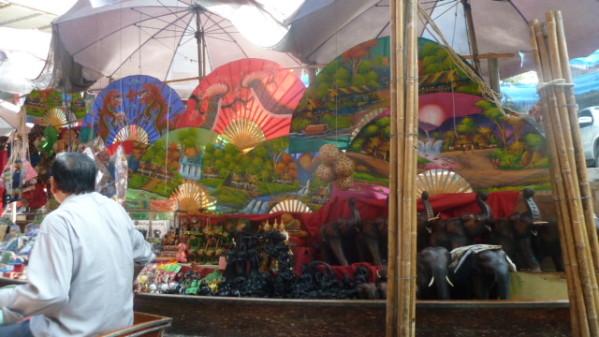 P1050546 Floatting Market Dumnoen Saduak