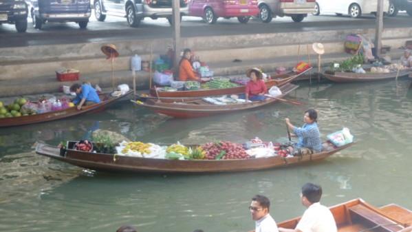 P1050548 Floatting Market Dumnoen Saduak
