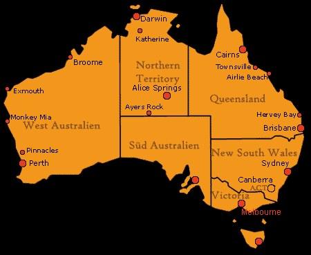 17) Présentation et Programme Australie