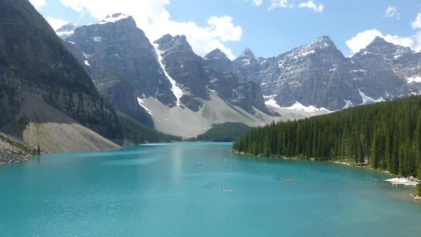 P1110340 Lac Moraine Banff NP