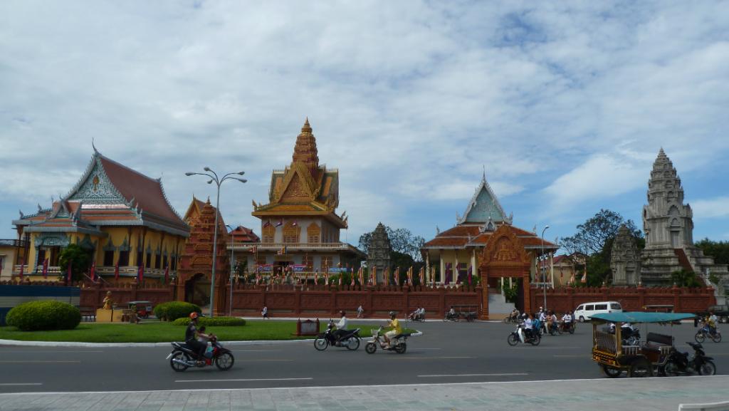 Phnom Penh à voir