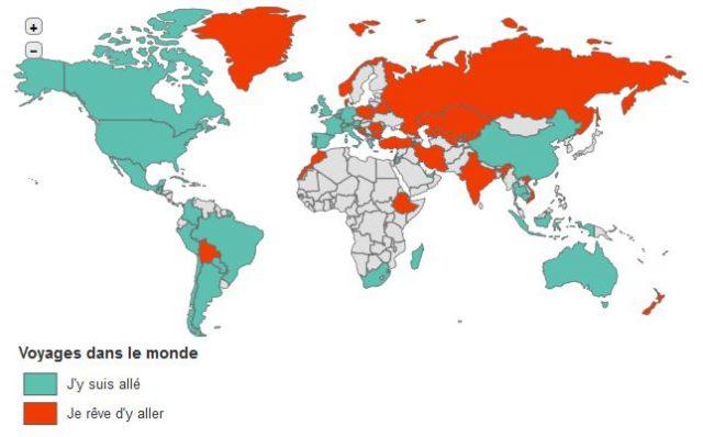 30) Visuel global de mes voyages
