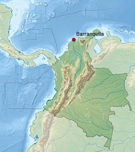 Capture Barranquilla
