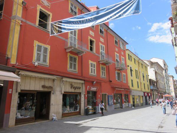Gènes (Genova), La Spézia