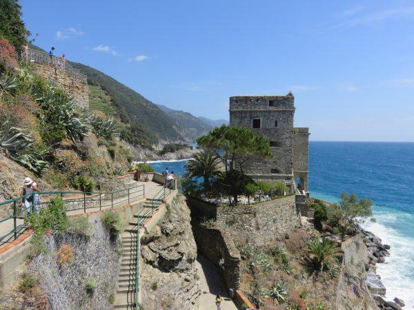 Cinque Terre (Riomaggiore, Monterosso)